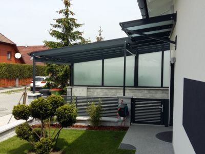 Carport in Deutsch Wagram